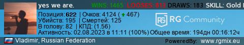 Статистика игрока STEAM_0:0:35207278